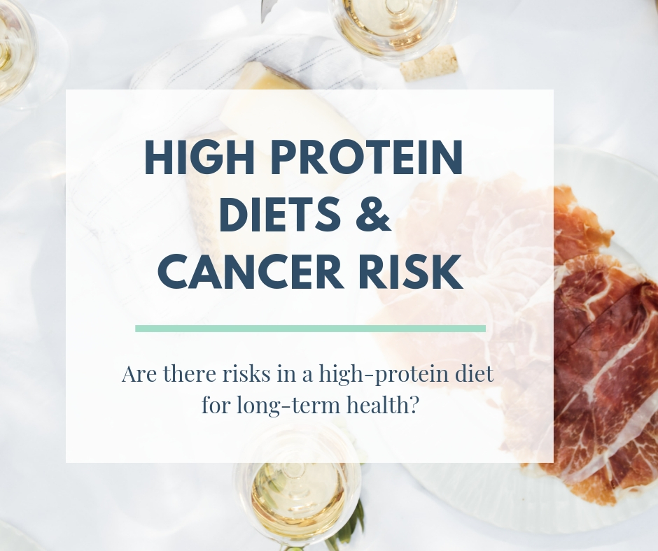 High Protein Diet & Cancer Risk   Wholesome LLC