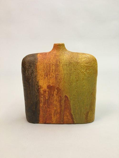 Marcello Fantoni Vase For Raymor Modern Love
