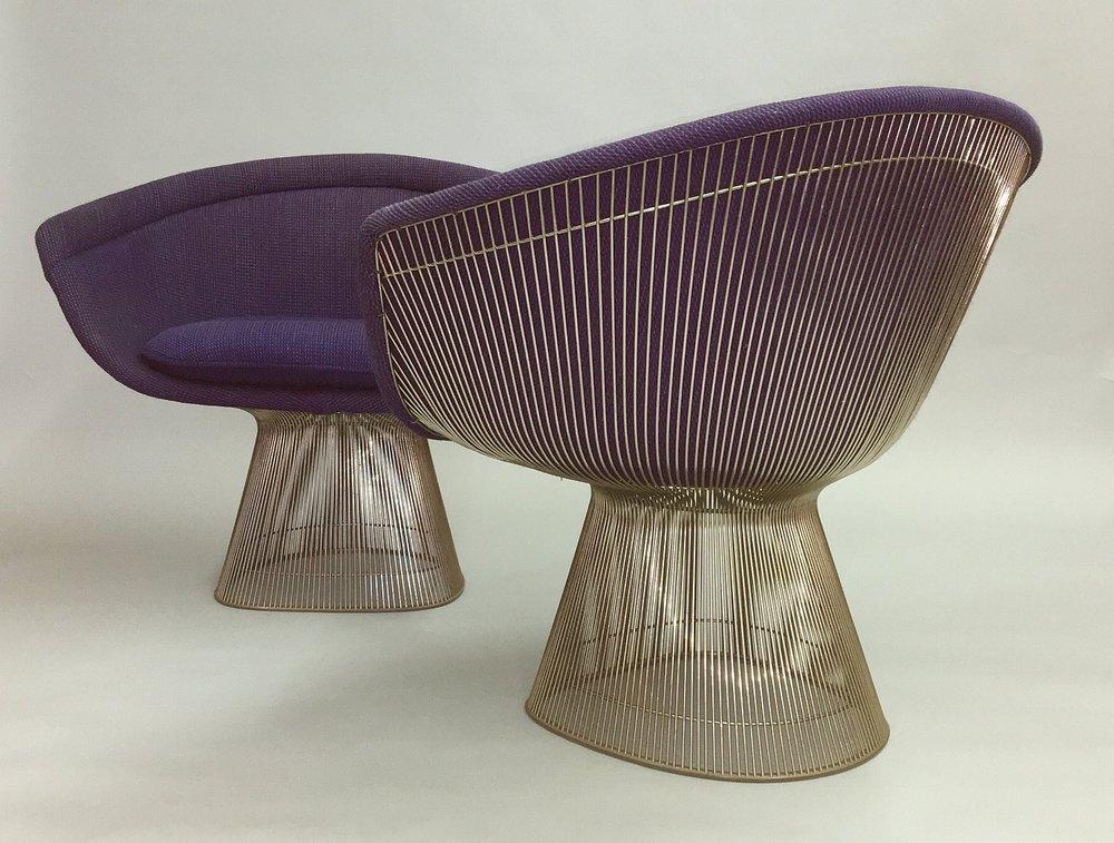 platnerlounge4.JPG & Warren Platner Lounge Chairs For Knoll u2014 Modern Love