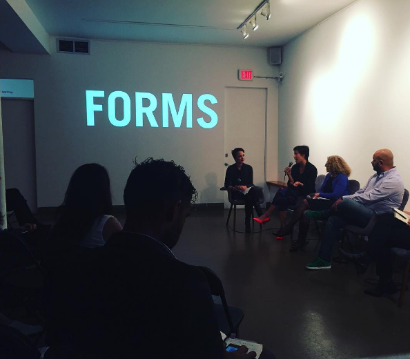 Summit featured leading minds from New York's New Museum, Artscape, Centre for Social Innovation, OCAD, and Design Exchange.