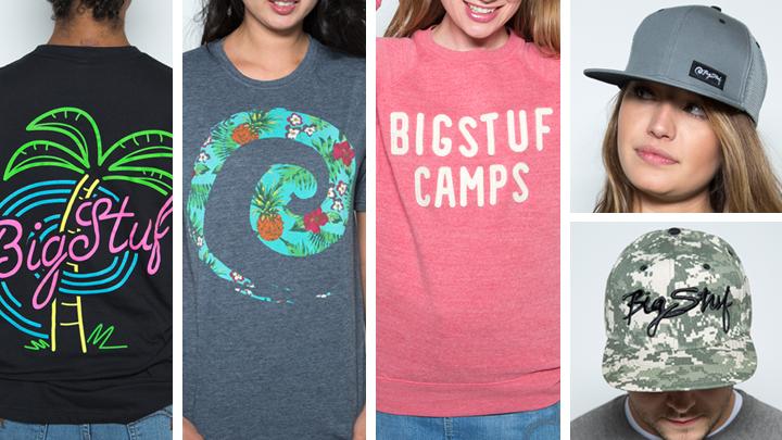 BIGSTUF CAMPS