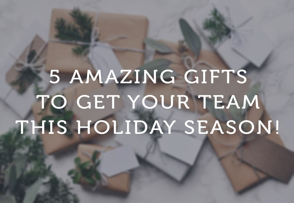 We're your one stop shop for all of your gift giving needs this holiday season!  Read along  for some gift giving advice, recommendations, and holiday cheer!