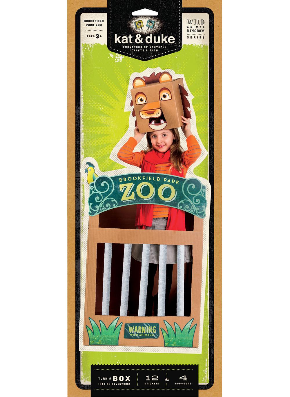 wild animal kingdom - environment
