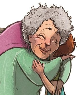 Grandma Gussie
