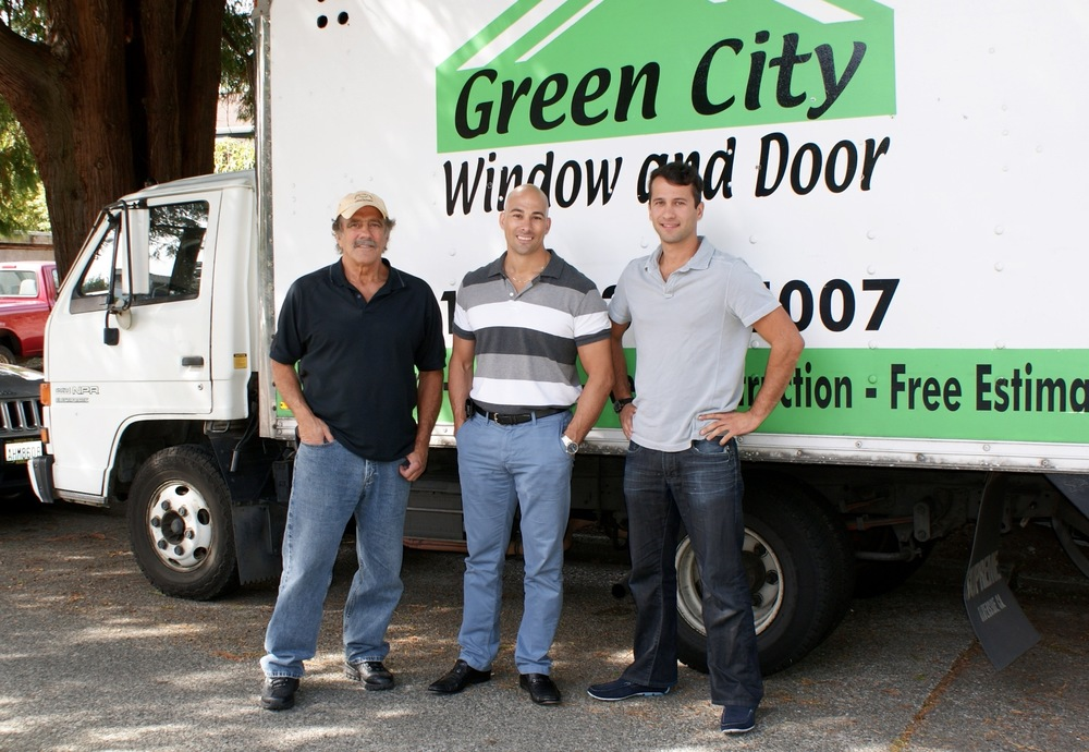 Family owned Green City Window and door