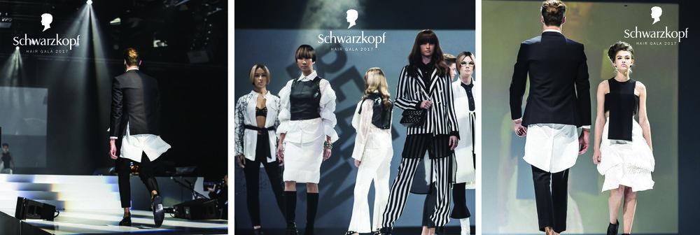 Schwarzkopf Hair Gala 2017 - Hoodedwept