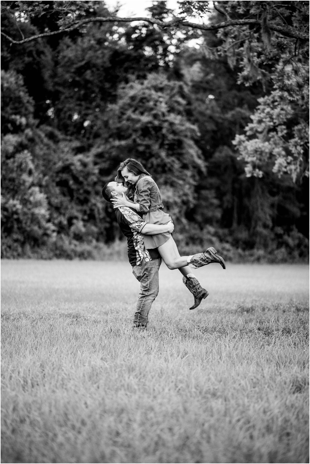 Haley & Kyle Engagement Photoshoot in J.R Alford Greenway, Tallahassee FL_0006.jpg