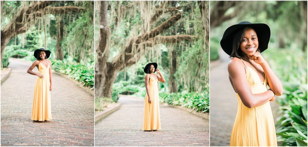 Tallahassee Florida Senior Photographer, Tenejah Senior Session at Maclay Gardens, Tallahassee Florida_0009.jpg