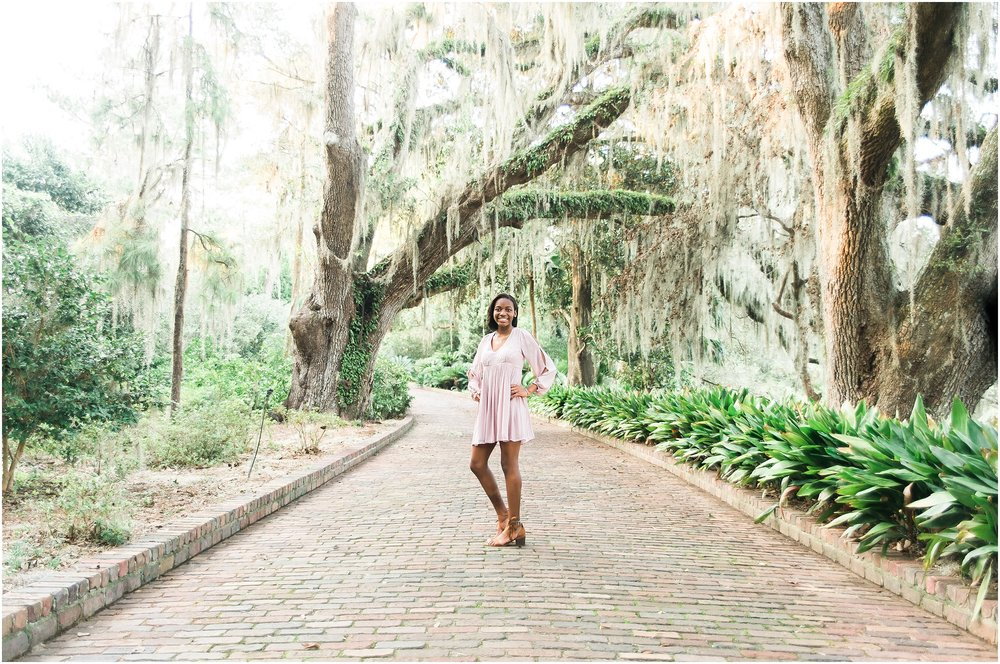 Tallahassee Florida Wedding & Senior Photographer, Brianna Senior Session at Maclay Gardens, Tallahassee Florida_0004.jpg