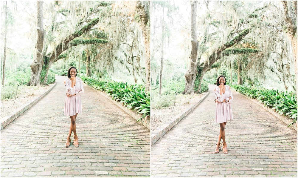 Tallahassee Florida Wedding & Senior Photographer, Brianna Senior Session at Maclay Gardens, Tallahassee Florida_0005.jpg