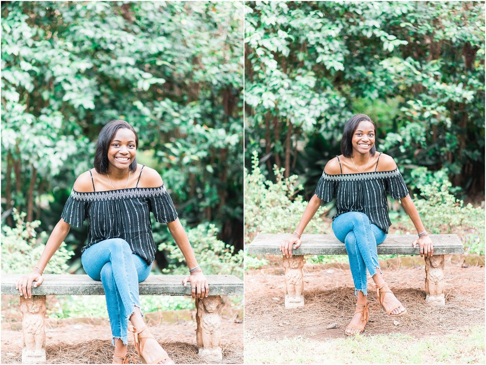 Tallahassee Florida Wedding & Senior Photographer, Brianna Senior Session at Maclay Gardens, Tallahassee Florida_0009.jpg