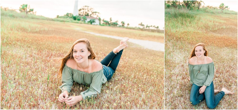 Tallahassee Florida Wedding & Senior Photographer, Anna Senior Session at Saint Marks Lighthouse, Crawfordville Florida_0027.jpg