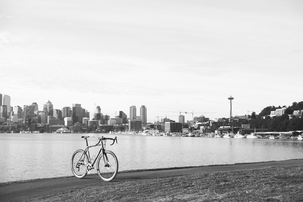 CUSTOM BIKES HAND BUILT IN SEATTLE, WASHINGTON