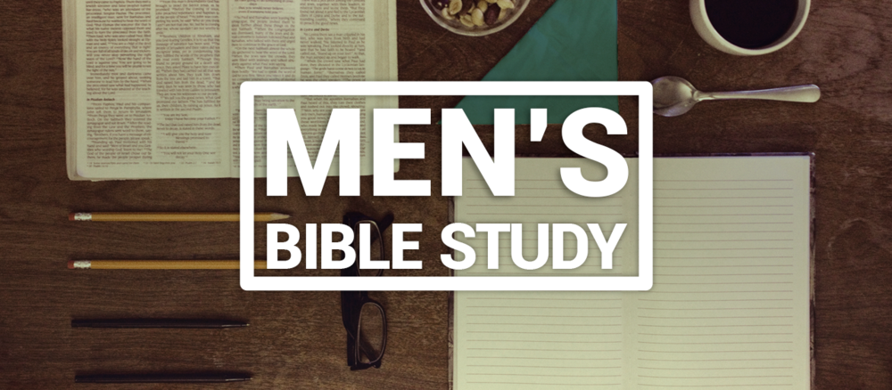 Men's Bible Study    Group Leader: Daniel Garrett   This RGroup meets at The Refuge Christian Church every Tuesday at 6:00PM. In this group men join together to study God's word and become more like Jesus.
