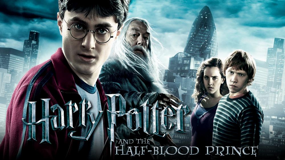 harry potter half blood prince book download