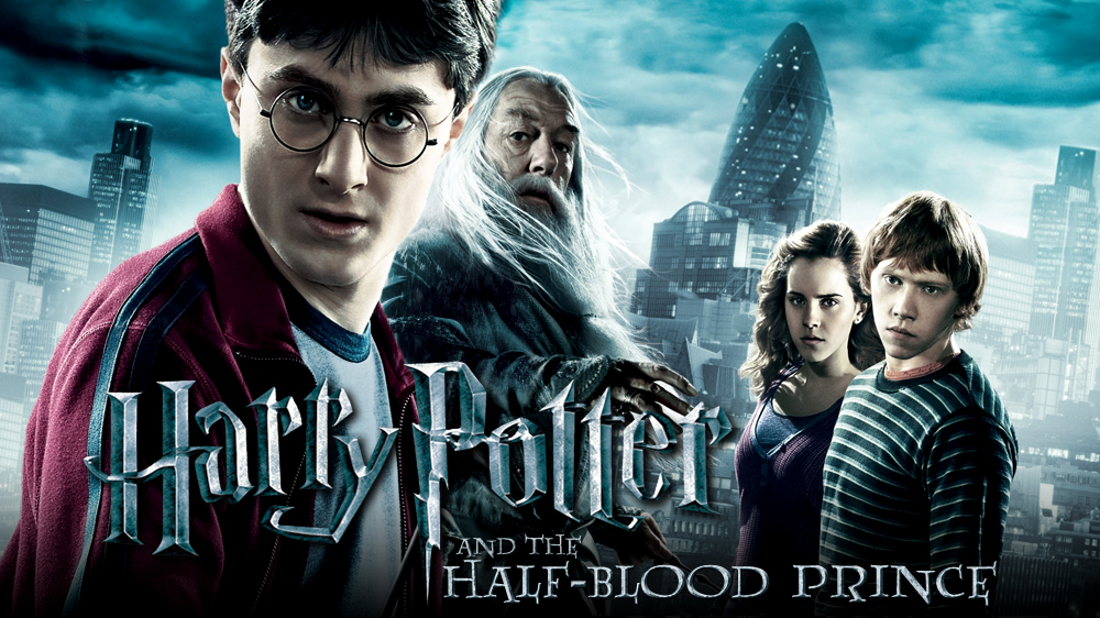 Harry Potter and the HalfBlood Prince Harry Potter