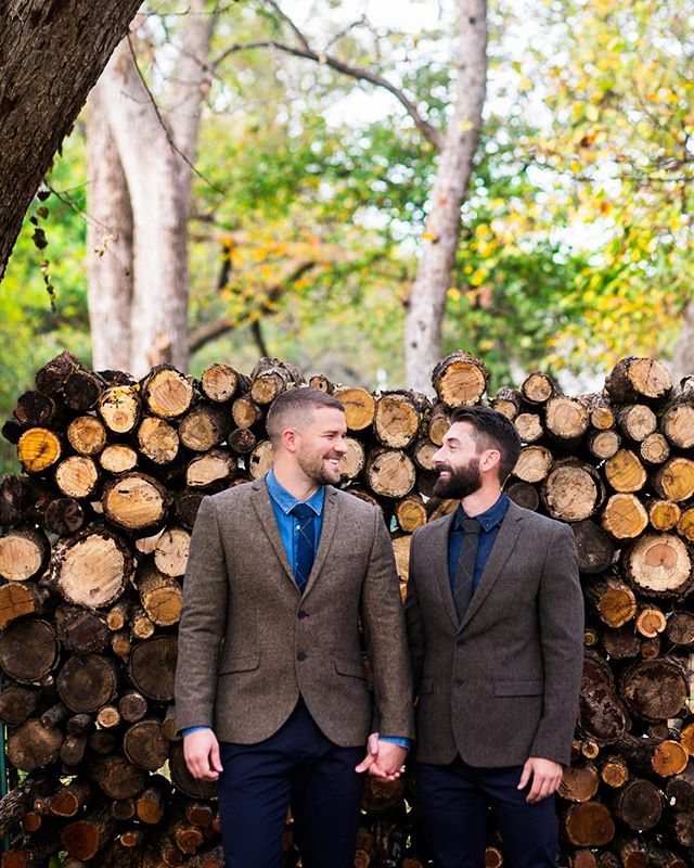 Shaun & Marshall's Wedding Day 👬💍📸