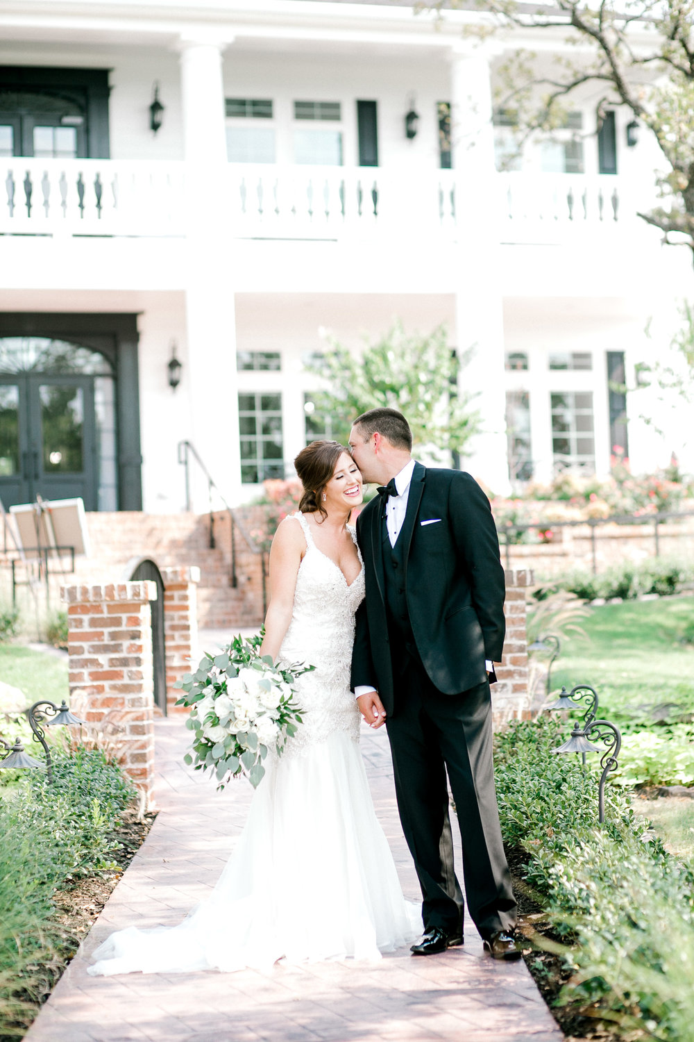 Adam & Baleigh Wedding Day - The Springs Parker Manor Weatherford, Texas