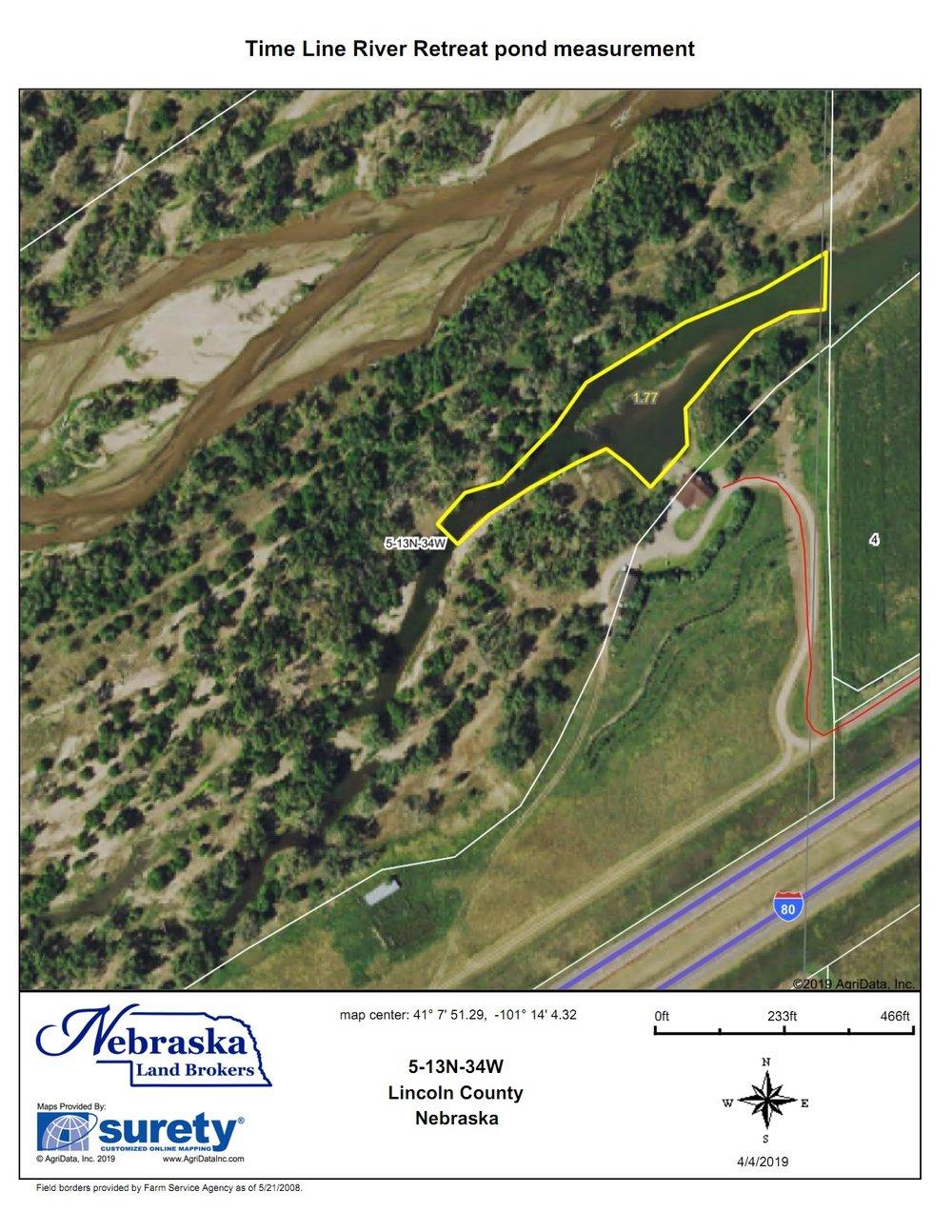TLRR Pond Measurement.jpg