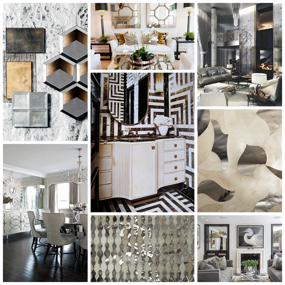 Hollywood Glamour Interior Design Trends