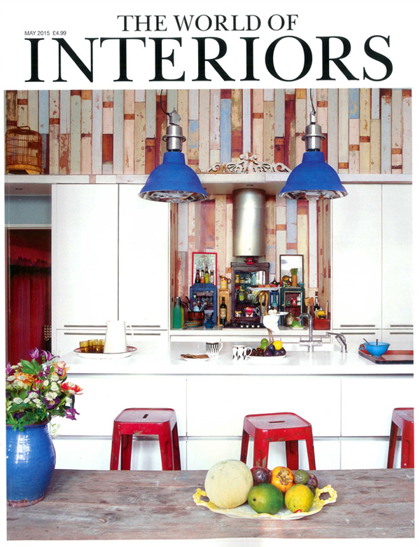 Decorum Est - The World of Interiors May 2015