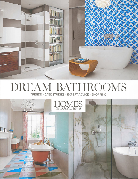 Decorum Est - Homes & Gardens Dream Bathrooms October 2014