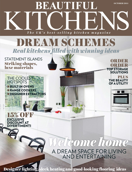 Decorum Est - Beautiful Kitchens October 2014
