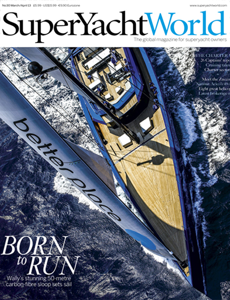 Decorum Est - Superyacht World March/April 2013