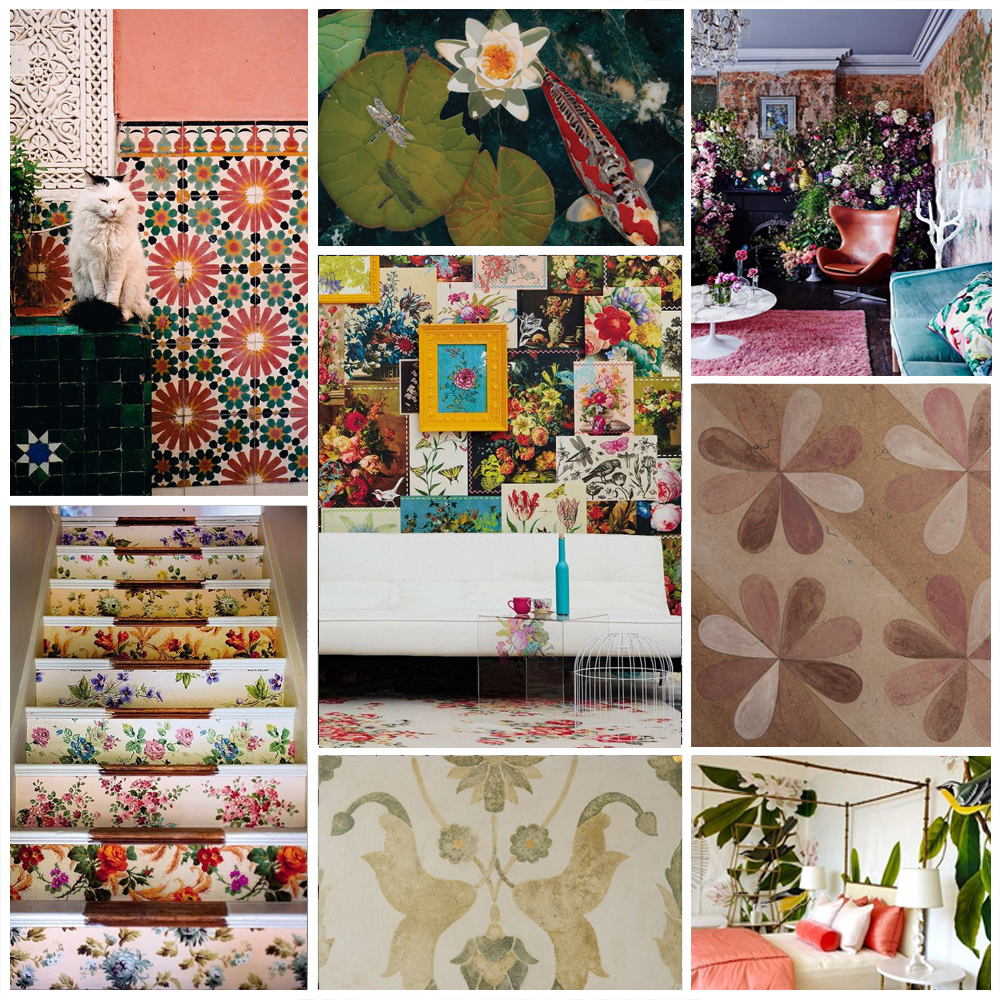 Floral+Friendsy+Interior+Design+Trends