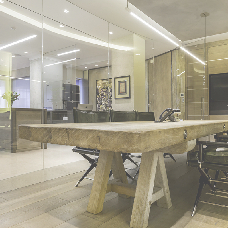 CENTRAL OFFICE - London