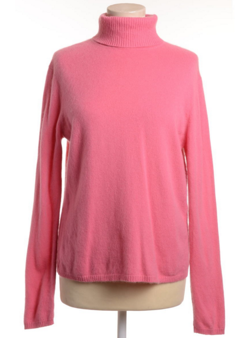 Cashmere jumper beyond retro