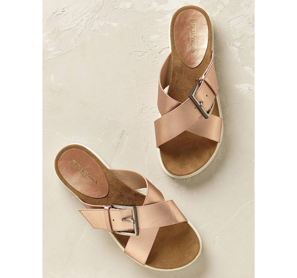 Rosegoldsandals-anthropologie