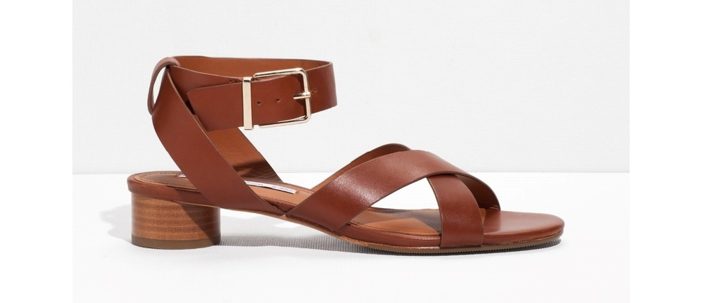 Stories-brownleathersandals