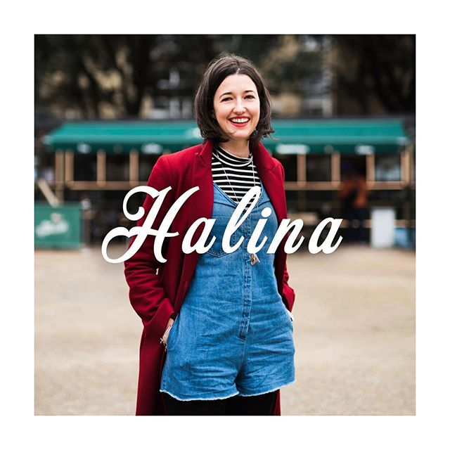 Our interview with Halina (@haleeeen) is up! Read it in our bio link 😊  #thewelllovedwardrobe #styleblog #dublin #irishblogger #whatiwore #wiw