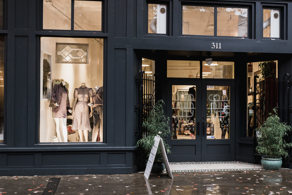 Best vintage, consignment and boutiques in Vancouver