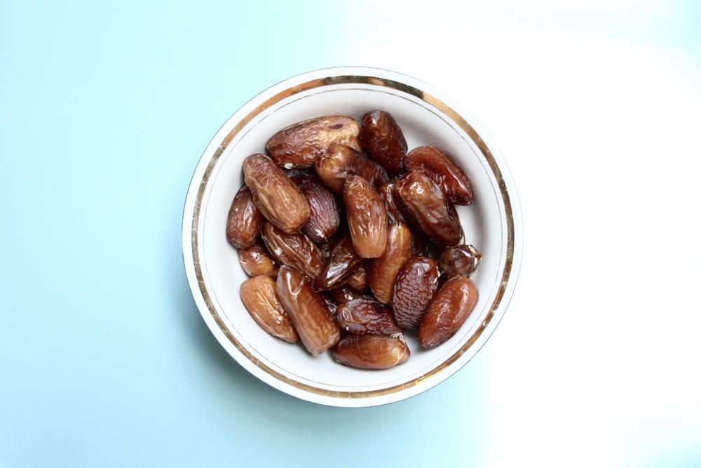 Whole organic dates