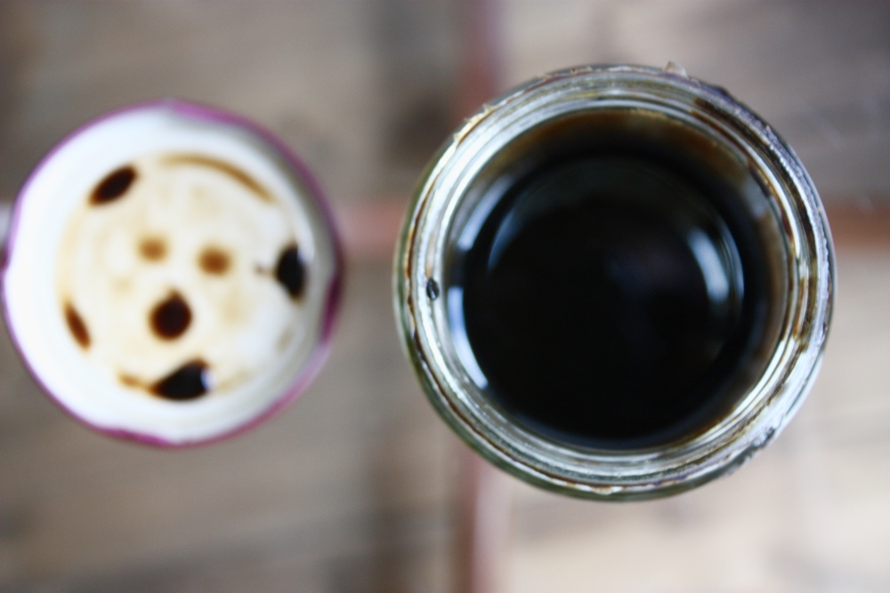 Healthy goo: blackstrap molasses