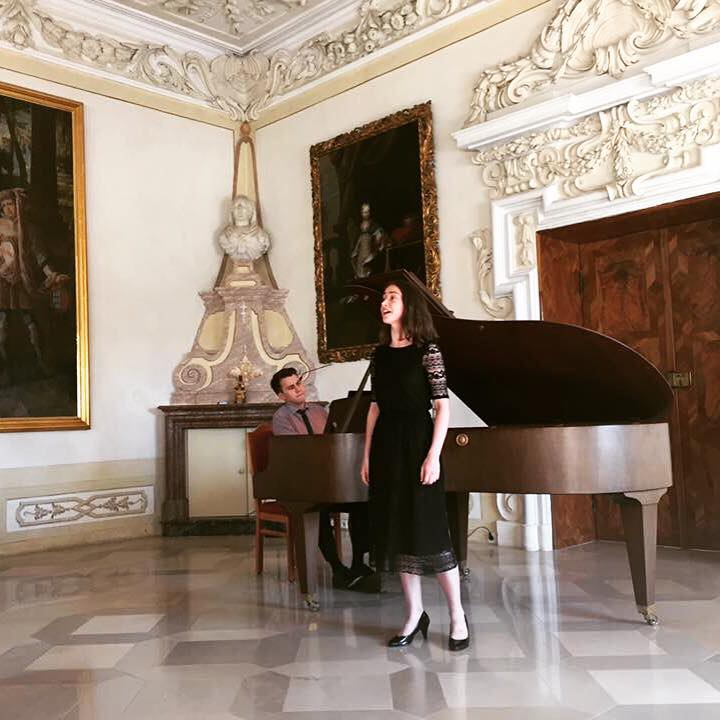 Recital with Michael Sikich, piano  Heiligenkreuz Abbey, Austria