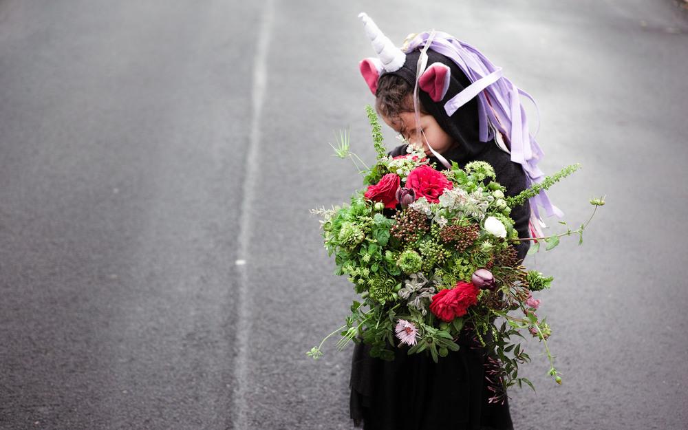 Unicorn flower delivery :P   KCKliKO