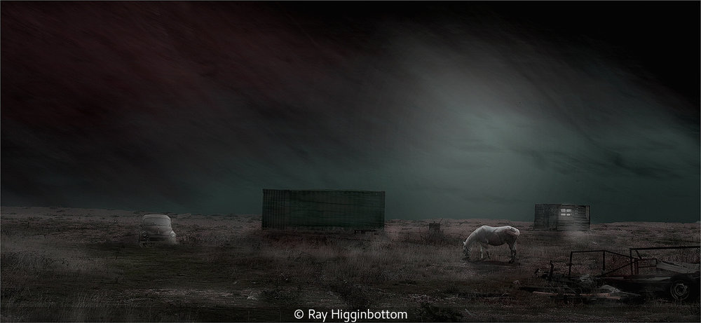 Last Light by Ray Higginbottom  Winner Colour Prints Open