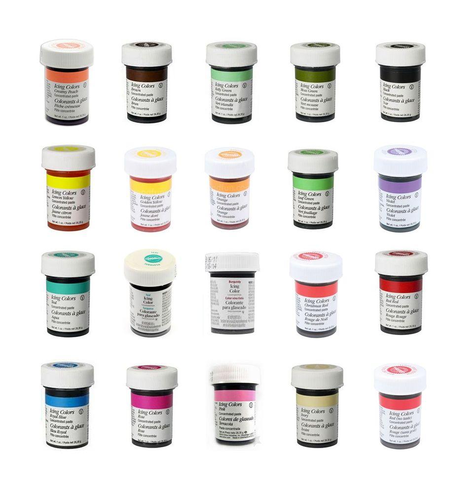 Top Wilton Food Coloring Ideas - Printable Coloring - theoldbarx.com