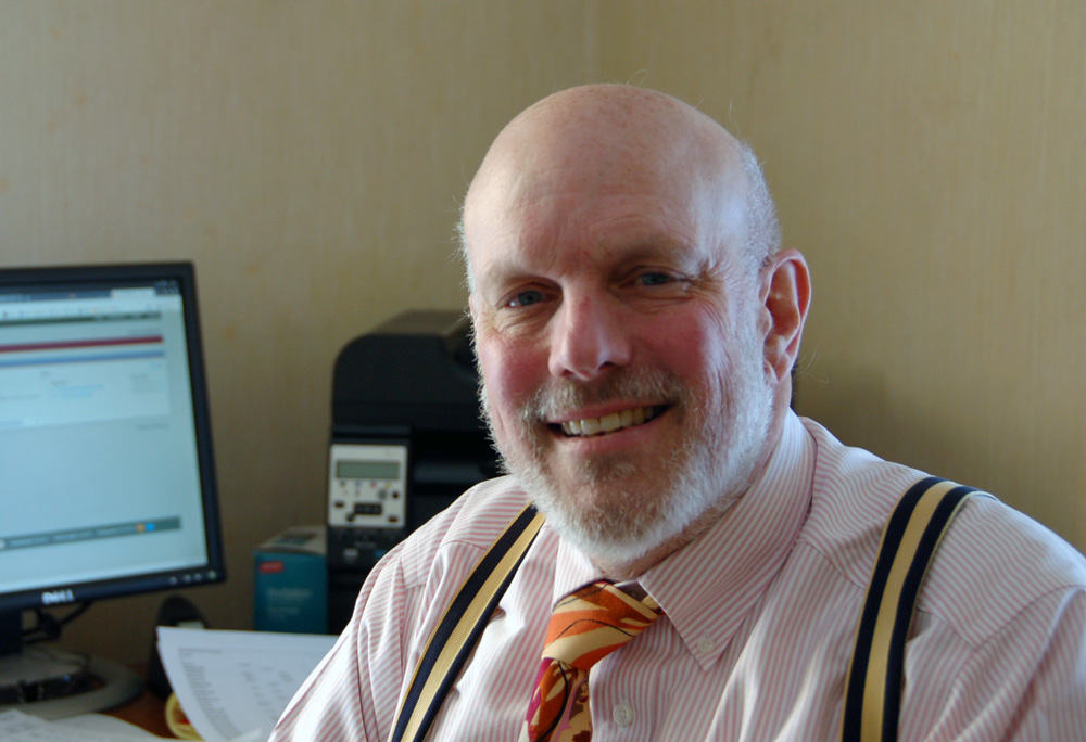 Ben Underhill, Putnam Insurance Agency Brattleboro