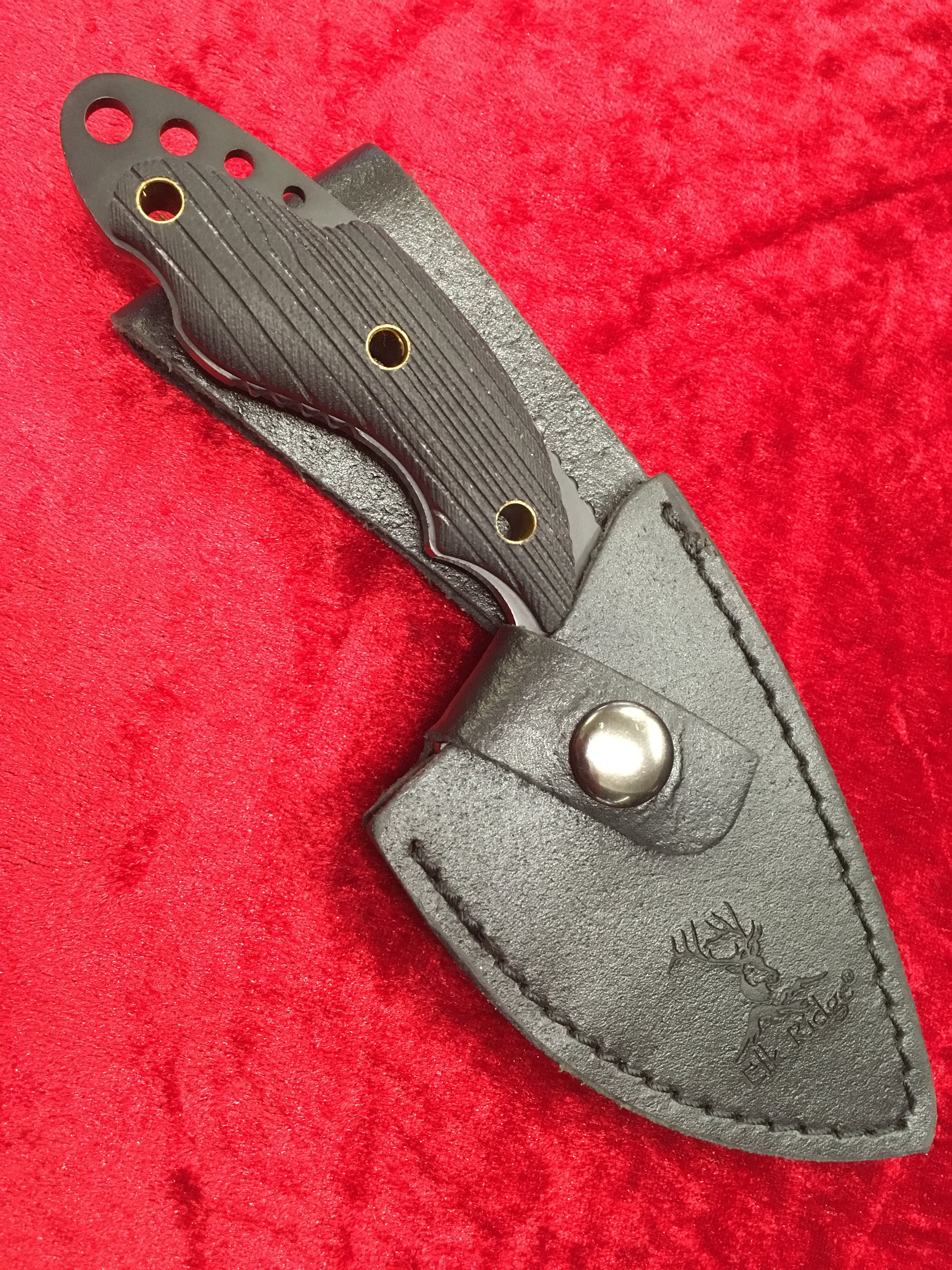 Elk Ridge skinning knife