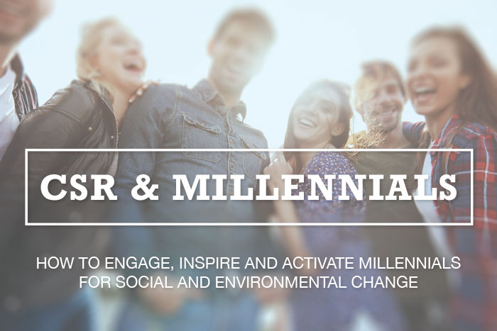 2015 Cone Communications Millennial CSR Study