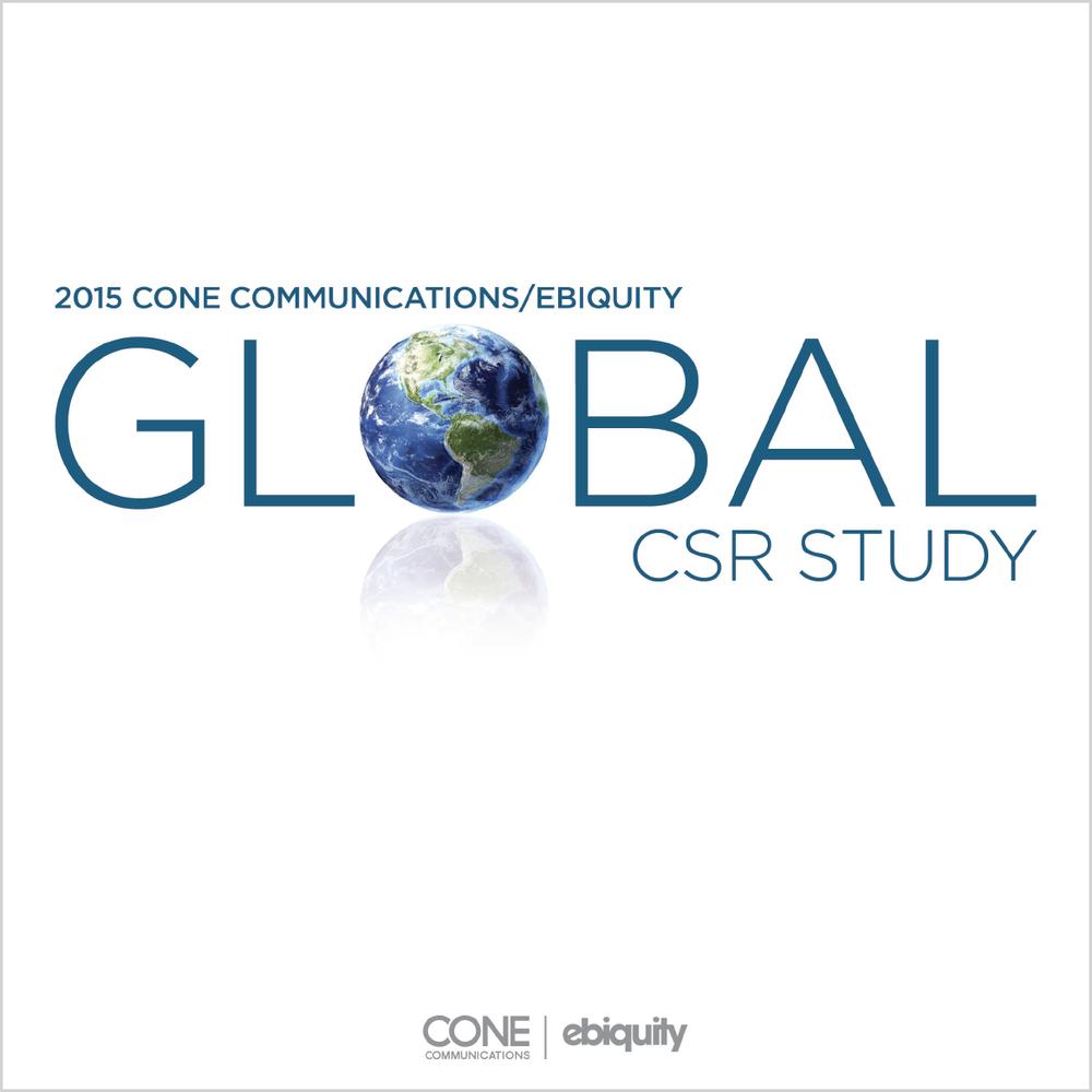 2015 Global CSR Study