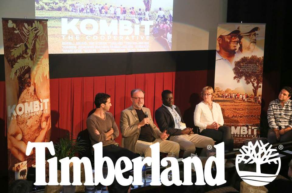Timberland Reinforcing CSR Innovation and Thought Leadership