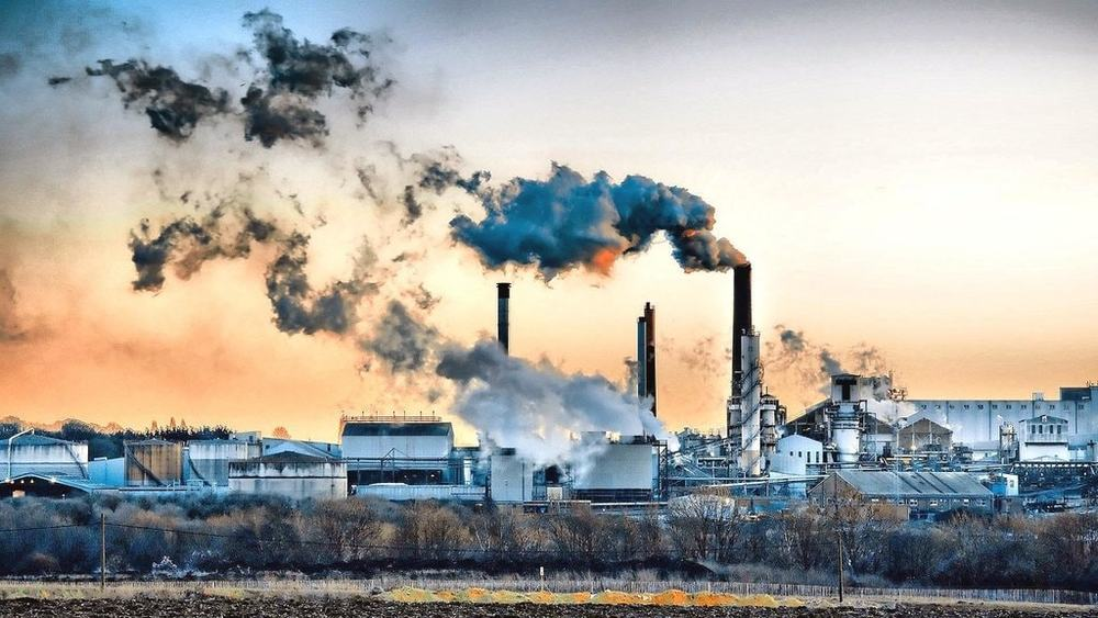 Write essay about pollution