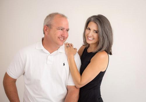 Amy & Jeff Durham