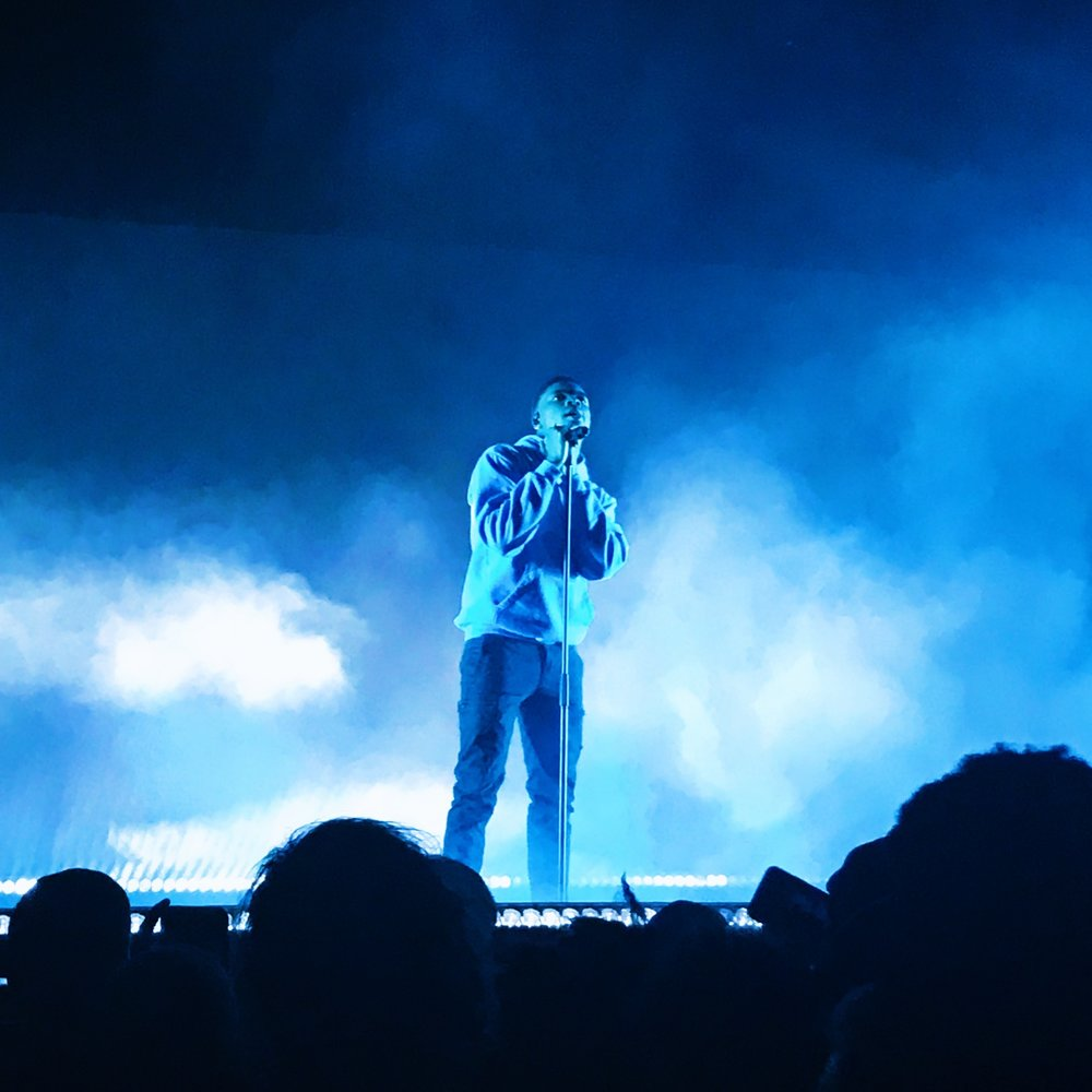 Vince Staples - Smile, You're On Camera Tour - iPhone