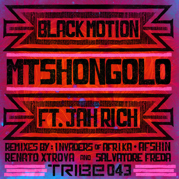 Mtshongolo Black Motion Jah Rich